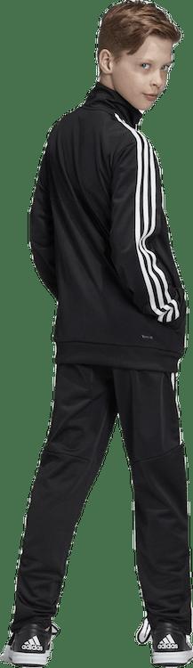 Tiro Training Set Youth White/Black
