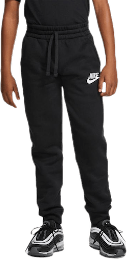Jr Club Fleece Jogger Black