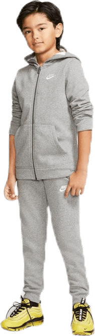 Jr NSW Suit White/Grey