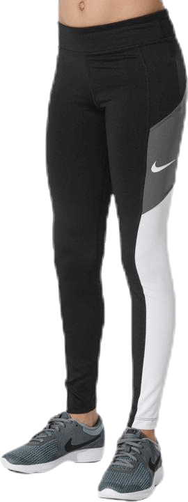 Girls Trophy Tight Black