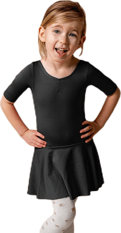 Chloe Dance Suit Black