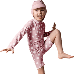 Sandig UV One Piece Pink