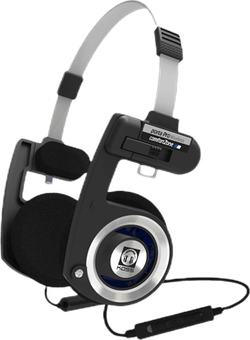 Hörlur PortaPro Wireless Black