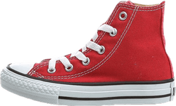 All Star Canvas Kids Red