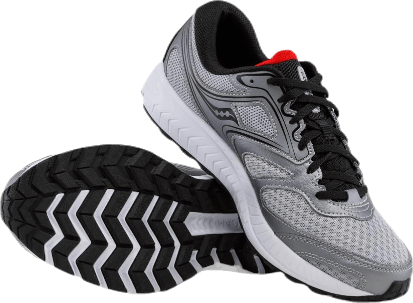 Cohesion 12 Grey/Red