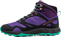 Altalight Mid WP Purple/Green