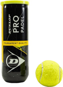 Pro Padel 3 Pet Yellow