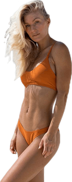 Luana Slim Brief Orange