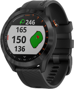 Approach S40, Golf GPS, Black