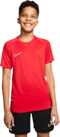 Dry Academy Top SS White/Red