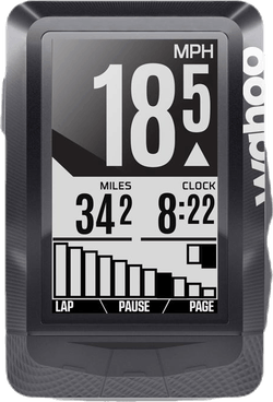 Elemnt Cycling Computer Black
