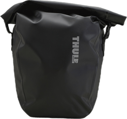 Shield Pannier 25L Pair Black