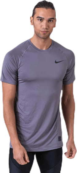 Pro Breathe Top SS Grey