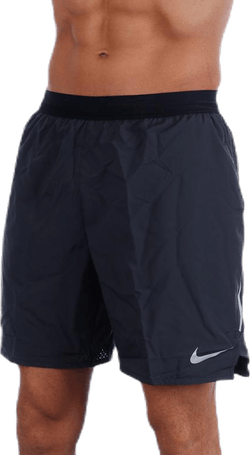 "Flex Stride Short 7"" Black"