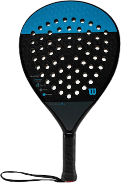 Ultra Padel Rkt Blue/Black