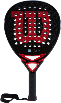 Bela Team Padel Black/Red