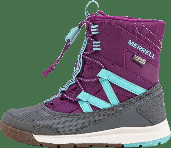 Snow Crush WP Purple