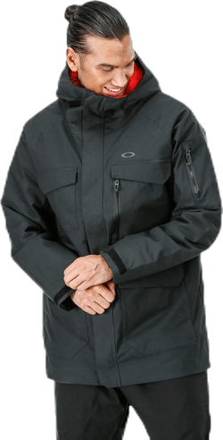 Snow Insulated Jacket 15K Black