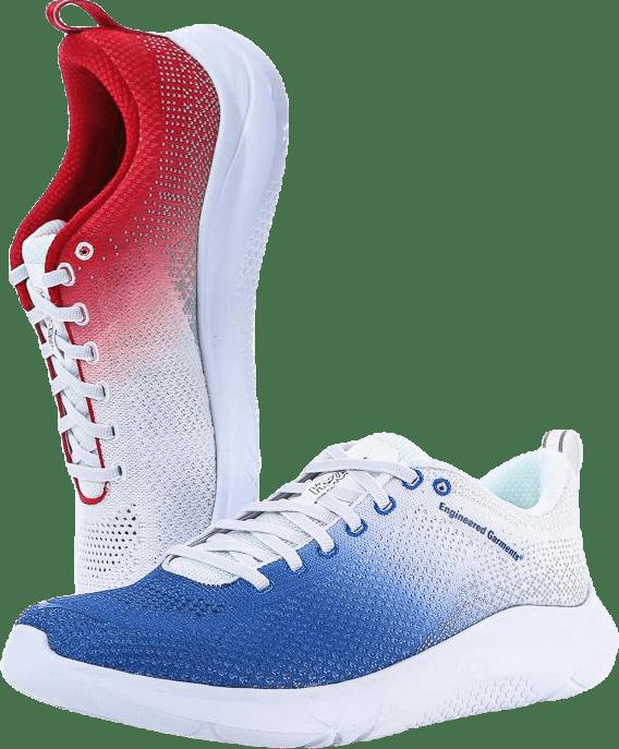 Hupana 2 EG Blue/White/Red