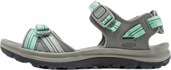 Terradora II Open Toe Sandal Blue/Grey