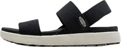 Elle Backstrap Black