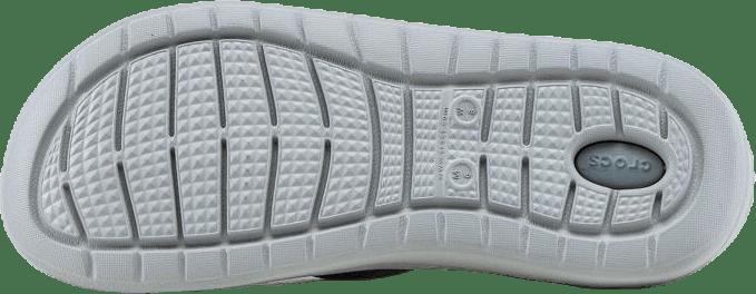 LiteRide Slide White/Grey