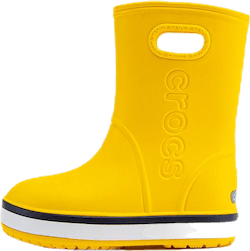 Crocband Rain Boot K Yellow