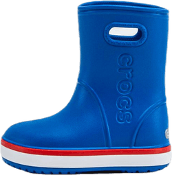 Crocband Rain Boot K Blue/Red