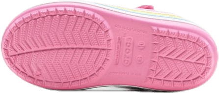 Crocband Imagination Sandal PS Pink