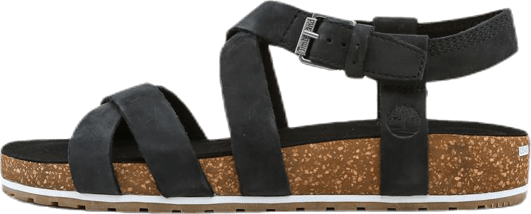 Malibu Waves Ankle Black