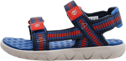 Perkins Row Webbing Sandal Blue/Red