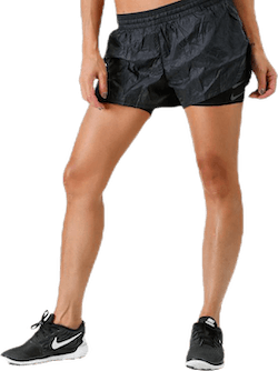 Elevate 2in1 Short Running Division Black