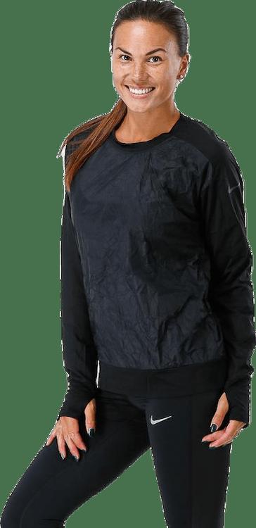 Seasonal Road Pullover Jacket Black