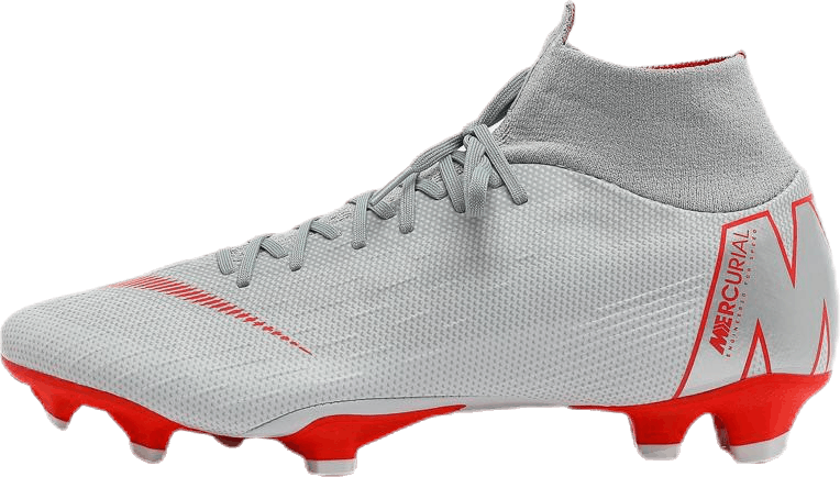 Mercurial Superfly 6 Pro FG Grey/Red