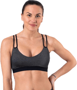 Indy Sparkle Bra Black