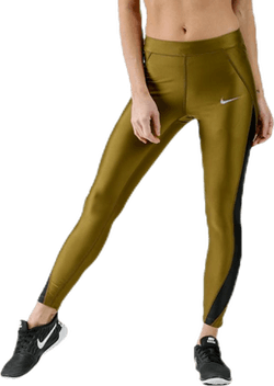 Speed Metallic 7/8 Tight Black/Green
