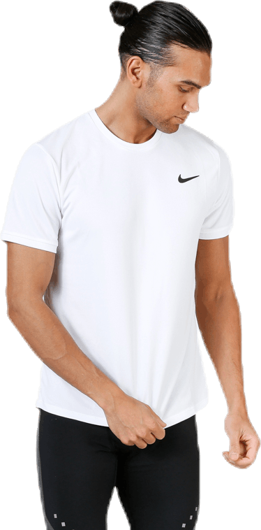 Court Dry SS Top White