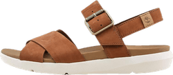 Wilesport Leather Sandal Brown