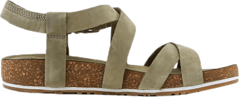 Malibu Waves Ankle Green