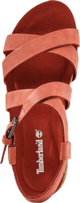Malibu Waves Ankle Red