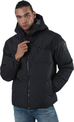 Neo Water Repellent Quilted Jacket Black