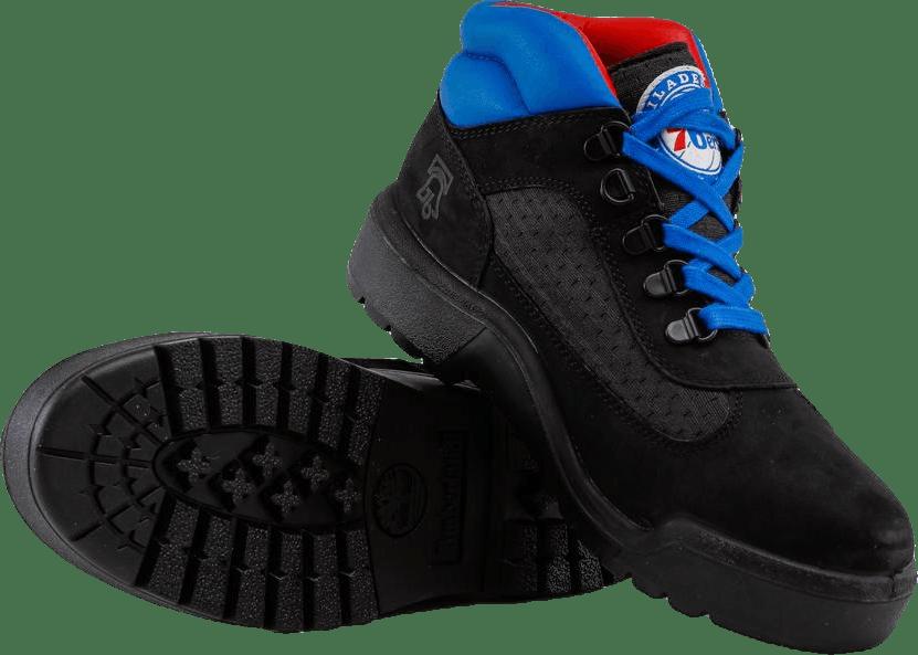 Field Boot F/L WP Black