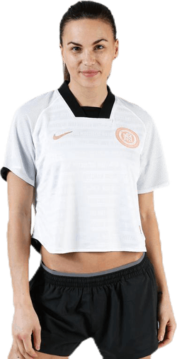 Nike F.C. Women's Top White/Black