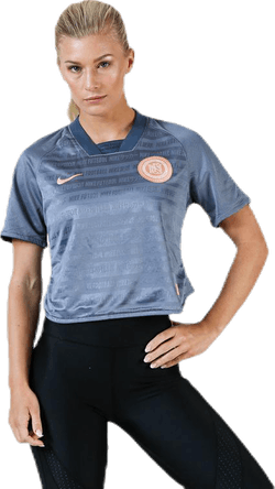 Nike F.C. Women's Top Blue/Pink