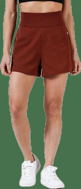 Tech Pack Woven Short Brown