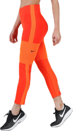 Tech Pack Crop Orange