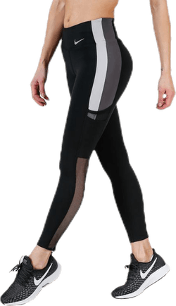 One Lux 7/8 Tights Black/Grey