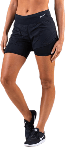 Eclipse 2IN1 Shorts Black