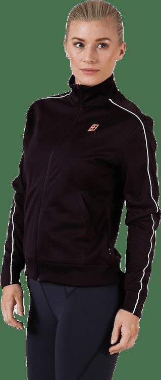 Warm Up Jacket White/Red