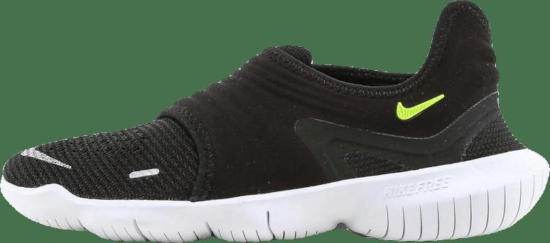 Free Run Flyknit 3.0 White/Black